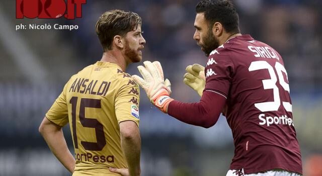 Giudice Sportivo: squalificato Ansaldi, salterà la prima del prossimo anno