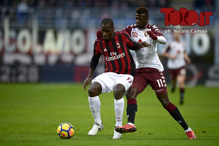 Torino-Milan, i biglietti