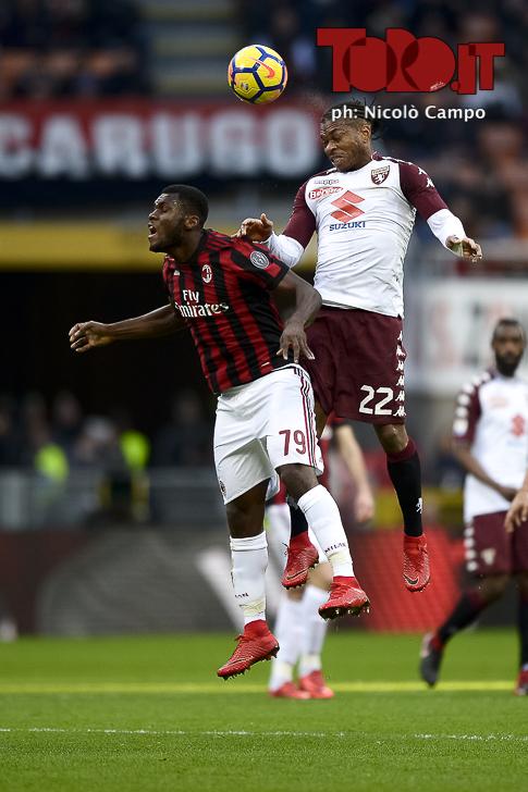 AC Milan v Torino FC – Serie A