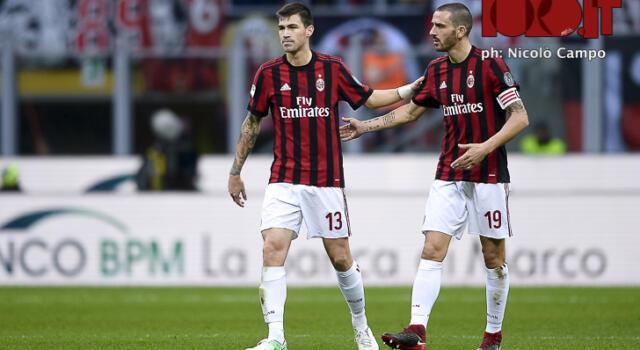 Il Milan vuole Higuain, possibile scambio Bonucci-Caldara. La Sampdoria ha chiuso per Defrel