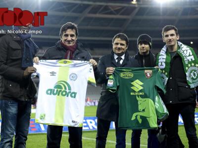 Fotogallery / Torino-Atalanta 1-1: pari con la maglia della Chapecoense