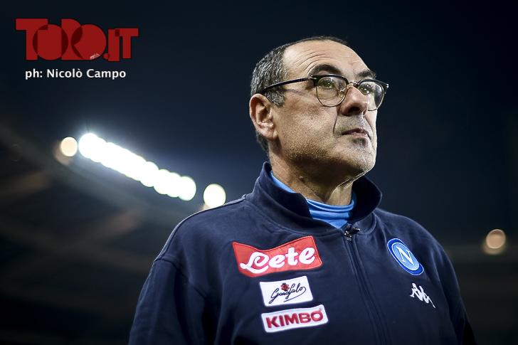 Sarri Napoli Juventus