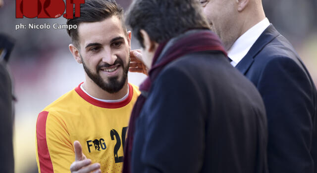 Parigini torna al Toro: il Benevento non è più obbligato a riscattarlo