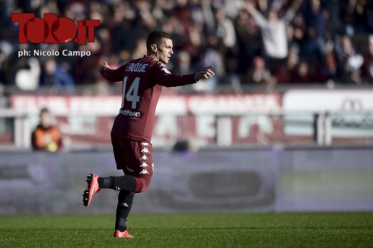 Probabile formazione Torino-Lazio