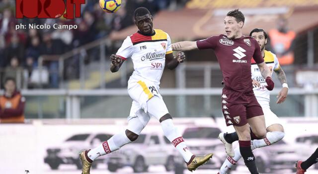 """Torino-Benevento 3-0, Belotti: """"Sensazioni bellissime"""""""
