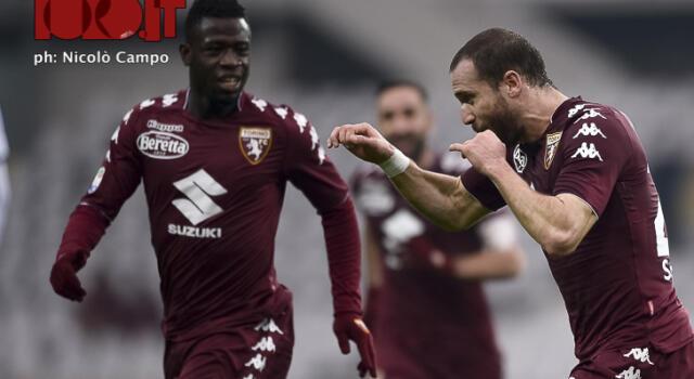 Napoli-Torino 2-2, gli highlights: Baselli e De Silvestri suonano la carica
