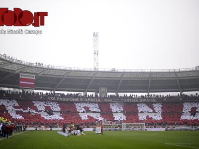 Il 4% degli italiani tifa Torino: è la settima squadra più amata nel nostro Paese