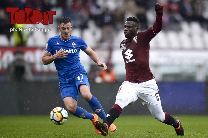 Acquah calciomercato Torino
