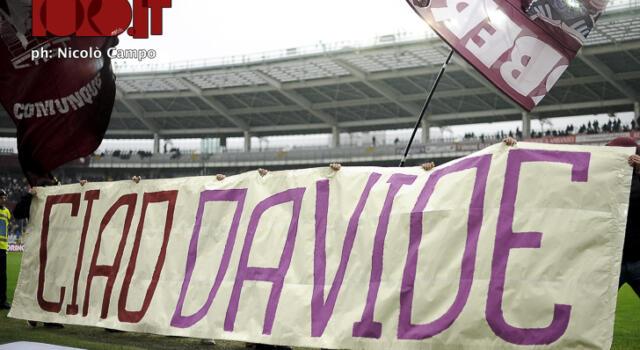 Il Torino Primavera omaggia Astori a Firenze