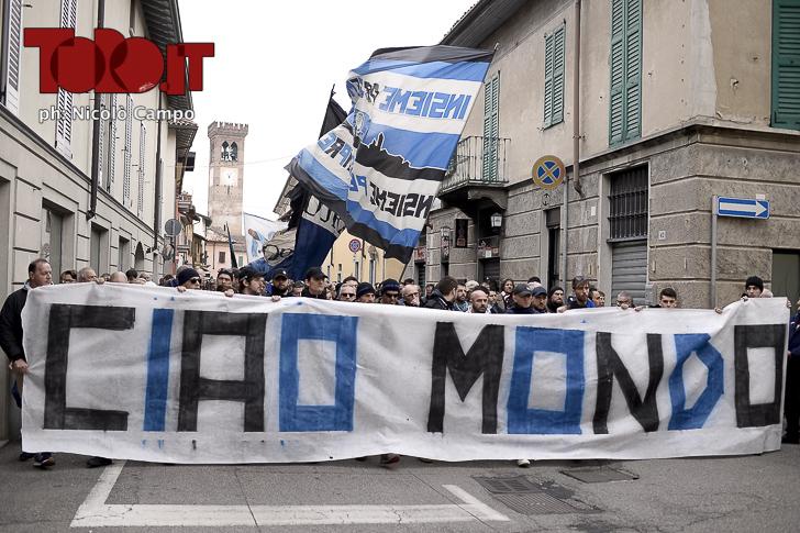 Emiliano Mondonico funeral