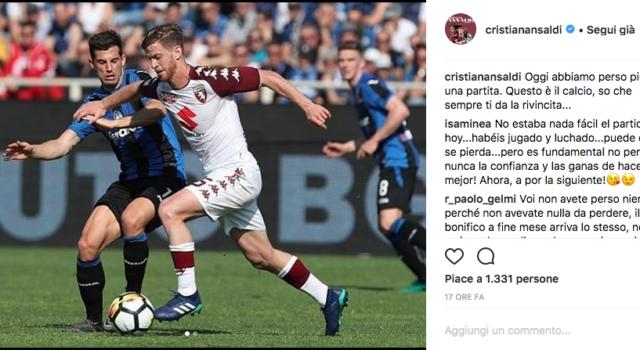 "Torino, la resa è dichiarata. Europa League addio, Ansaldi: ""Persa più di una partita"""