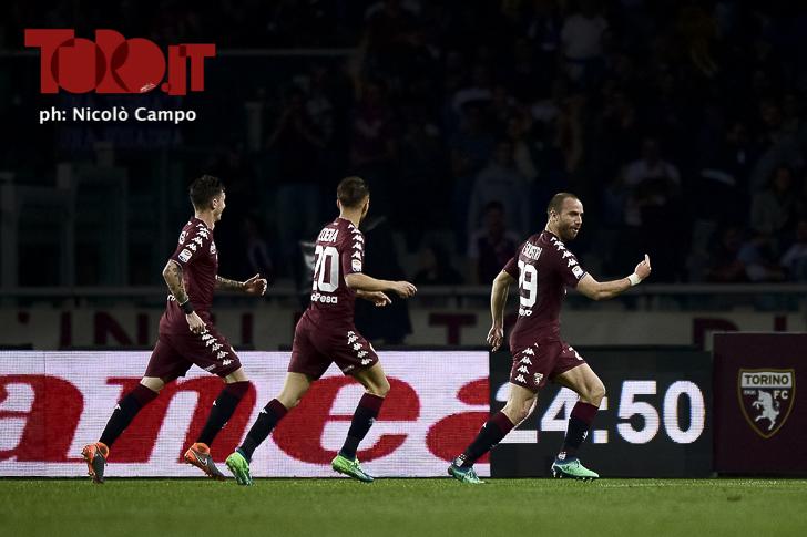 Torino-Milan 1-1 highlights