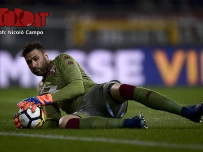 """Mancini: """"Domani gioca Sirigu perché lo merita"""""""