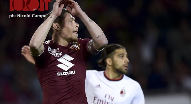 Convocati Genoa-Torino: c'è Belotti, assente Ljajic