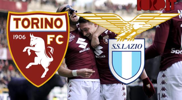 Torino-Lazio 0-1: il tabellino