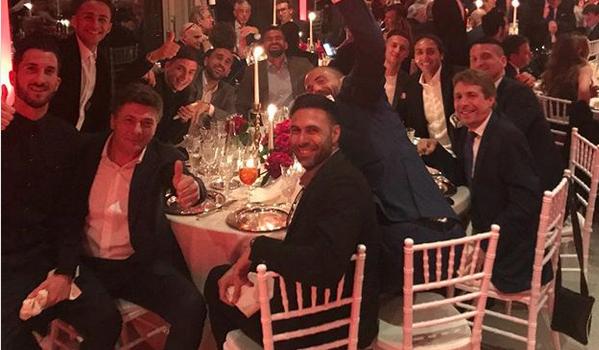 Cairo compie gli anni e festeggia con la squadra: molti giocatori del Toro a Milano