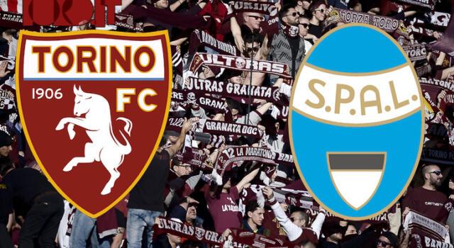 Torino-Spal 2-1: il tabellino