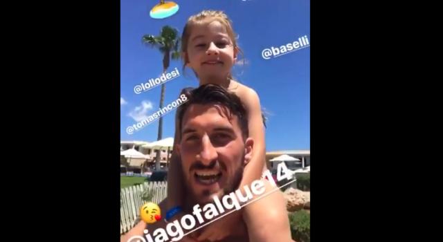 """Valdifiori da Minorca: """"Tutti conoscono Iago Falque!"""" / VIDEO"""