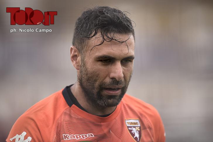 Torino-Nizza 1-0, amichevole 2018/2019: Salvatore Sirigu