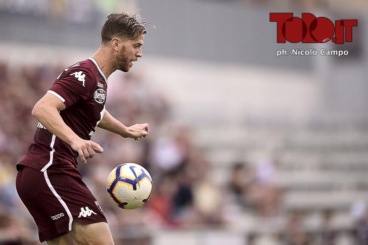 Amichevole Torino-Nizza: Cristian Ansaldi