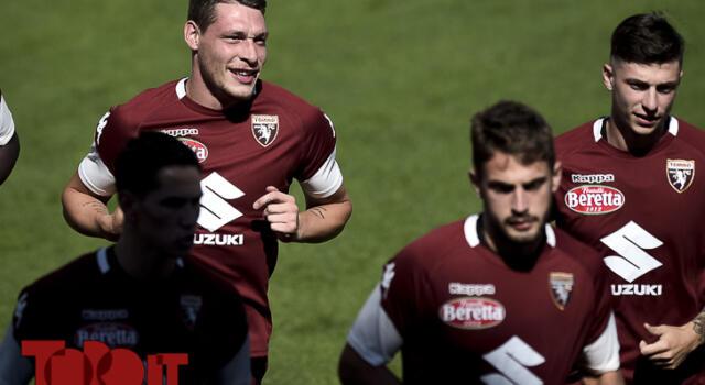 Torino a Bormio: di Belotti il primo gol in allenamento
