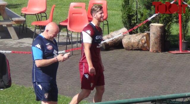 """Torino, Ansaldi si allena a Bormio: """"Dobbiamo lavorare tanto"""""""