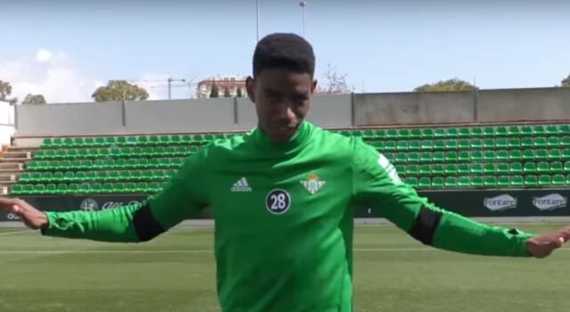 Junior Firpo, svolta Betis: proposto il prolungamento del contratto
