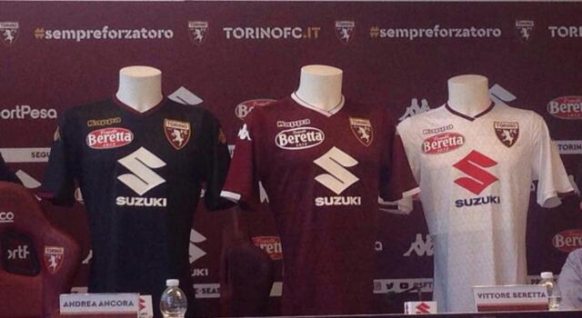 Torino, la terza maglia: domani la presentazione con Soriano