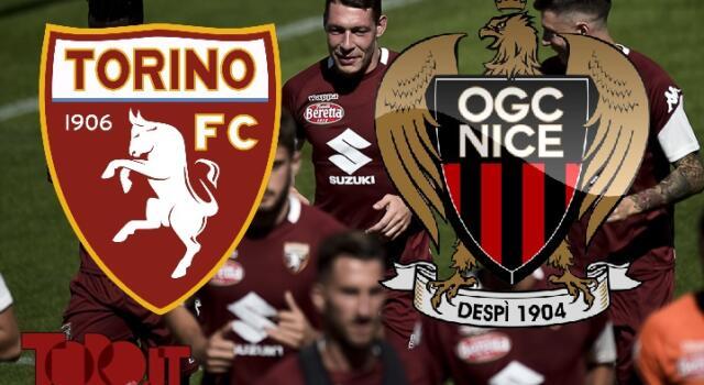 Torino-Nizza 1-0: il tabellino
