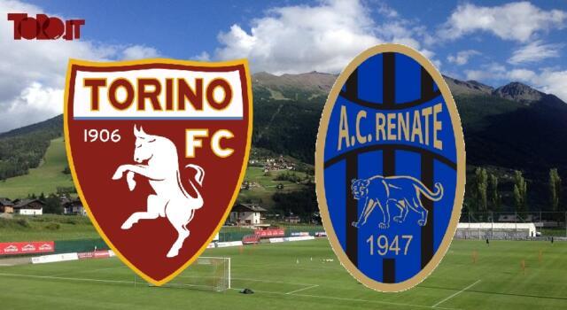 Torino-Renate 3-0: il tabellino