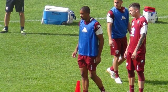 Torino, l'allenamento pomeridiano: in campo non c'è Ichazo