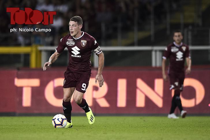 Probabile formazione Torino