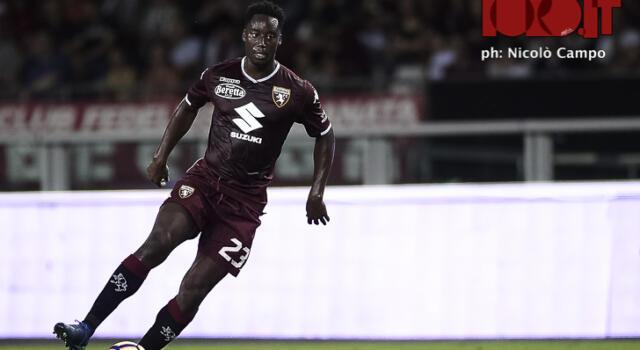 """Meité sorprende e si sorprende: """"Che tifosi al Toro! I gol? Spero di farne tanti"""""""