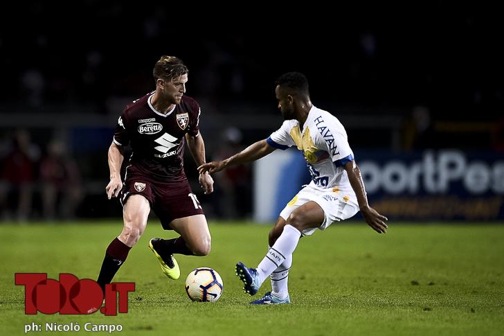 Torino-Chapecoense: Cristian Ansaldi