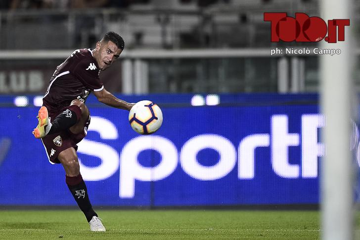 Torino partita oggi Falque