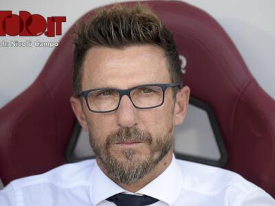 """Di Francesco: """"Vinto contro un Torino difficile da battere"""""""
