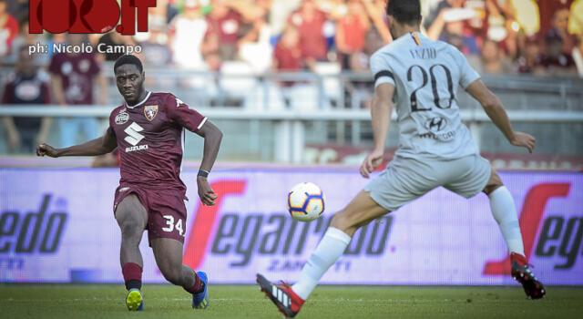Le ultime dal Grande Torino: Ola Aina alla prima da titolare