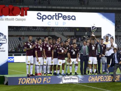 Fotogallery / Applausi e emozione: ecco Torino-Chapecoense
