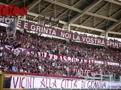 10.446 abbonati: il Torino può ancora sperare di raggiungere la vecchia quota