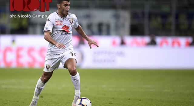 Inter-Torino, Falque il migliore in campo per i lettori