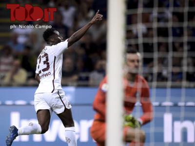 FOTOGALLERY / Inter-Torino 2-2: che rimonta a San Siro!