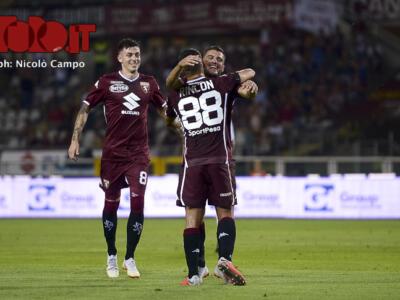 FOTOGALLERY / Torino-Cosenza 4-0: poker granata e si passa il turno