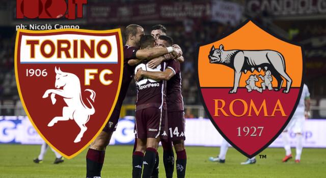 Torino-Roma 0-1: il tabellino
