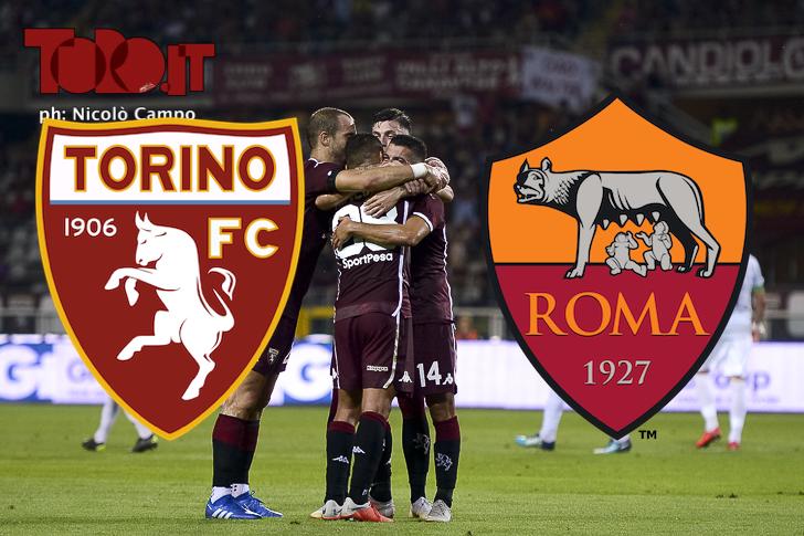 diretta live serie a 2018 2019 torino roma cronaca prepartita tabellino pagelle commenti