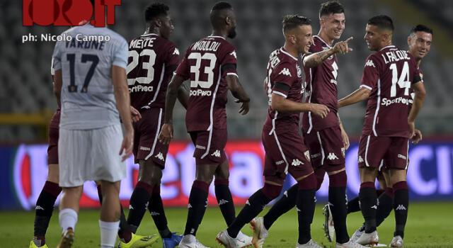 Torino: Rincon fuori, Ljajic e Damascan in gruppo davanti a Seedorf