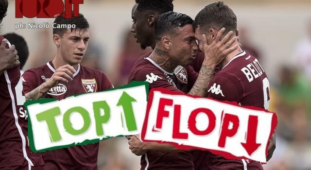 I Top & Flop di Torino-Roma: bene la difesa, post partita troppo nervoso