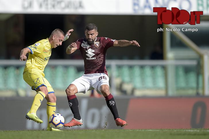 Tomas Rincon in Chievo-Torino