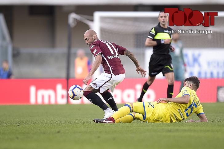 Chievo-Verona-Torino 0-1: Simone Zaza