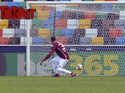 Torino, difesa in netto calo: 5 partite senza reti inviolate