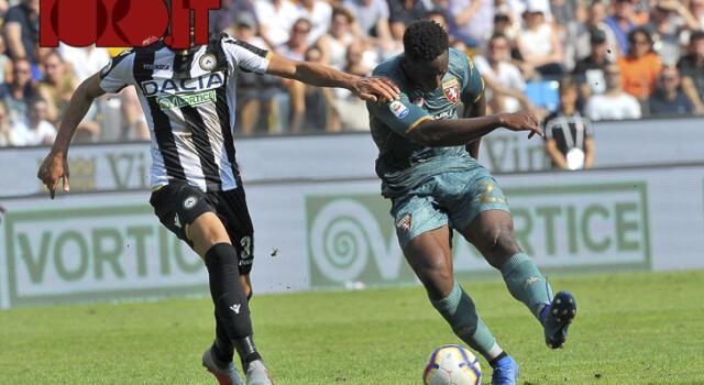 Meité conquista i lettori: è il migliore in campo in Udinese-Torino